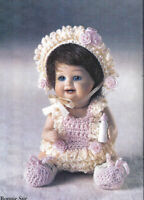 ANTIQUE REPRODUCTION GEORGENE AVERILL PATRICIA LOVELESS ALL PORCELAIN DOLL NEW