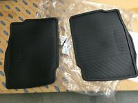 Ford Mondeo 2014 Onwards New Genuine Ford rear mats