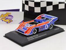 """Minichamps 437736504 # Porsche 917/10 Can Am 1973 """" Hans Wiedmer """" 1:43 Lim.Ed."""