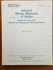 Comprehensive Research Marine Mammals Of Alaska Polar Bear Beluga Whale History