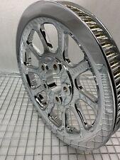 "Harley Davidson SOFTAIL 1"" 66T Fatboy Heritage 37778-07 Pulley Chrome (EXCHANGE)"