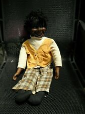 Vintage 1973 Willie Tyler & Lester Ventriloquist Puppet Doll EEGEE Co.