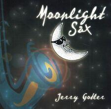 Moonlight Sax Jerry & Garry Gotler Music CD Jazz 2001
