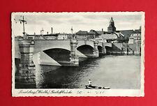AK LANDSBERG an der Warthe 1939 Gerlofbrücke   ( 50112