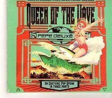 (GC310) Pepe Deluxe, Queen Of The Wave - 2012 DJ CD