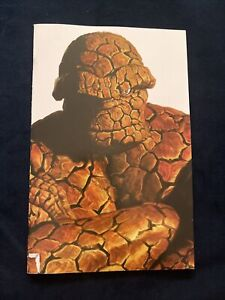 FANTASTIC FOUR #24  ALEX ROSS VIRGIN TIMELESS VARIANT 1 THE THING