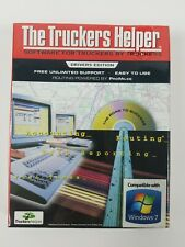 The Truckers Helper Software Windows 7 Software For Truckers By Truckers NOS