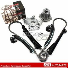 04-08 Ford 5.4 F150 Expeditio Triton 3V Timing Chain Water Oil Pump Kit W/O Gear
