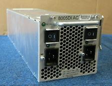 Nortel Emerson 8005DI AC Power Supply 318660-A DS1405018-E6 7001424-J000 1492W