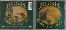 Rush - Caress Of Steel (remastered) (CD, 1997)