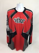 Men's Phase Thor MX Motorsport/Paintball Style Long Sleeve T-Shirt Size 2XL