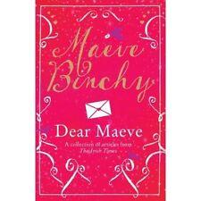 Dear Maeve, Maeve Binchy, New Book