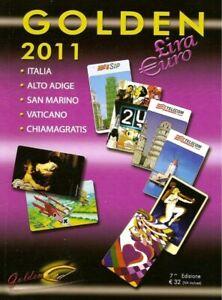 Catalogo Golden 2011 Schede Telefoniche (pdf) da 307 pagine