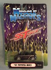 Muscle Machines Muscle Tuners '01 Toyota MR 2 (T03-36)