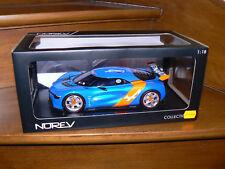 renault alpine concept a110 50 2012 1/18 norev