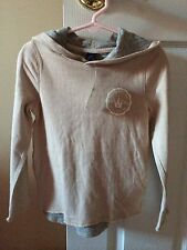 Baby Gap Toddler Girls Graphic T Hooded Long Sleeve Shirt NWT 5T