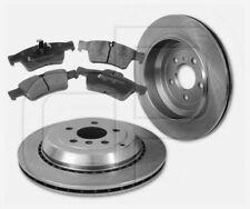 2 Bremsscheiben und 4 Bremsbeläge MERCEDES hinten  Hinterachse 330 mm belüftet