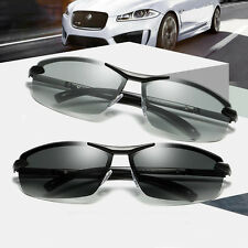 New Polarized Male Sunglasses Photochromic Sun Glasses Driving HD Sports For Men