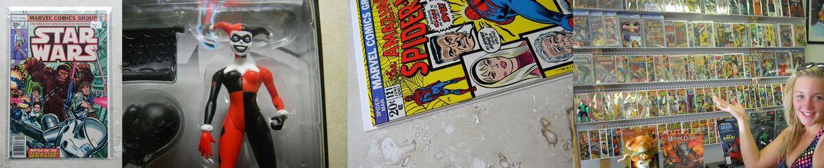 Adams Memory Lane Comics