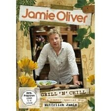 "JAMIE OLIVER ""GRILL 'N' CHILL: DAS SOMMER-SPECIAL"" DVD"