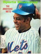1972 5/22 Sports Illustrated magazine Willie Mays New York Mets Bobby Orr VG
