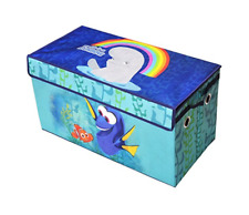Disney Finding Dory Collapsible Storage Trunk - Great For Kids Toys