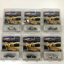 Complete 6 Car Set * Hot Wheels Racing ROADRCR Series * NA13