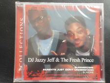 DJ  JAZZY  JEFF & THE  FRESH PRINCE  -  COLLECTION , CD ,HIP HOP , RAP, NEU& OVP