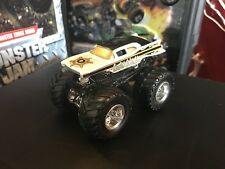 Hot Wheels Monster Jam Truck 1/64 Diecast Metal Cuttin' Coroners Hearse