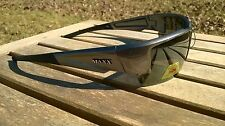 Maxx HD Sunglasses Stealth HDP 2.0 Metalic dark grey Polarized A1