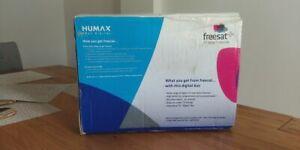 HUMAX FOXSAT HDR Freesat+ HD Twin Tuner Recorder HDD PVR HDMI VGC