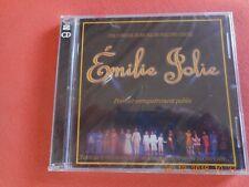 cd emilie JOLIE COMEDIE MUSICALE P chatel neuf
