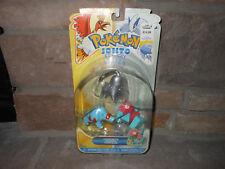 Pokemon Jakks Johto Edition Figurines Chikorita Phanpy Porygon