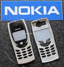ORIGINALE Nokia 8210 A-cover chassis guscio superiore HOUSING FASCIA FRONT ASSY White