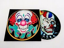 Grateful Dead Without A Net Picture Disc 2 CD Limited Edition Rick Griffin Mikio