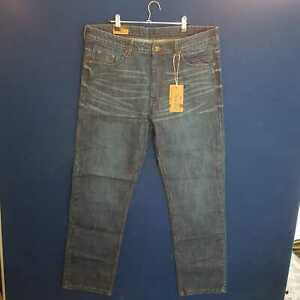 MODALEO 501 Mens Denim jeans Basic 5 Pocket W38 L31  BLUE