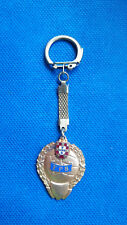 Enamel KEYCHAIN KEY HOLDER Portugal Portuguese Basketball Federation FPB