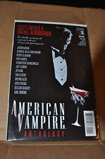 AMERICAN VAMPIRE ANTHOLOGY #1 COMIC BOOKS  with bag and board - Mint - Rare