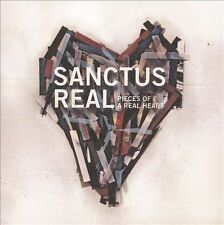 Sanctus Real - Pieces Of A Real Heart CD 2010 Sparrow | EMI Records