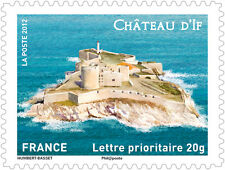 ADHESIF- 2012 - TIMBRE FRANCE NEUF**/CHATEAU D'IF - STAMP.......... Yv.N° 722a