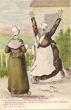 paysannerie grivoises   jim 1912 ....