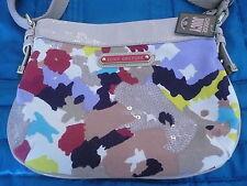 Damas Niñas Diseñador Bolso De Mano Color Multi Juicy Couture Bolsa De Verano. Nueva BNWT