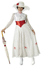 Rubie's Official Mary Poppins Jolly Holiday Ladies Fancy Dress Disney Musical Womens Costume