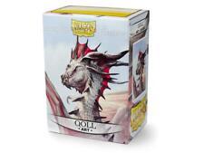 Dragon Shields Standard Size Card Protector Sleeves MTG Pokemon 100ct QOLL ART