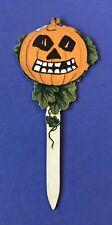 Vintage 1920s Dennison Halloween Party Dessert Pick