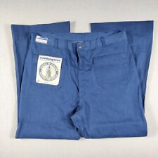 New U.S. Navy Vintage Denim Navdungaree Utility pants sz 40x42 style 110 Nwt