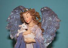 "Boyds Bears Charming Angel ""Serena Guardian of Peace"" #28223 Nib 2002 lamb"