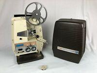 Vintage Sears 584.92020 Easi-Load Super 8MM Projector Works - Ships Free!