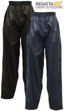 New Kids Boys Girls Regatta Stormbreak Waterproof Rain Over Trousers Age: 2-16