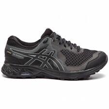 ASICS Gel-Sonoma 4 GORE-TEX Black Mens Trail Running Trainers Shoes UK 10.5-11.5